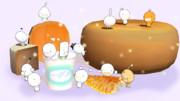 【MMD-OMF3】乳酸菌たちがかもすぞー