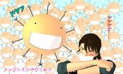 【MMD-OMF3】インフルエンザウイルス