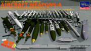【OMF3】航空兵器セット