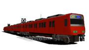 【OMF3】名鉄6500系のようなモブ電車