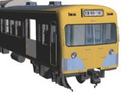 101系初期型(元試作冷房車もどき)