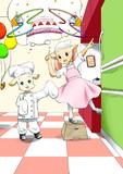 ケーキを作ろう!