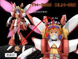 【MMD】東方鉄巨人サニーロボ TH3GS_MLK_321【モデル配布】