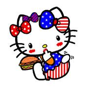 キティ  ~だいっすき!ハンバーガー♪ 01~