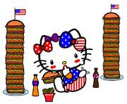 キティ ~だいっすき!ハンバーガー♪ 02~
