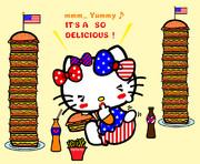 キティ ~だいっすき!ハンバーガー♪ 03~