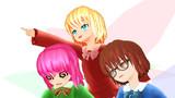 【東方MMD】ザコ妖精Ver.1.2アップデート【MMDモデル配布あり】