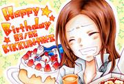 【MSSP】KIKKUN誕生日イラスト