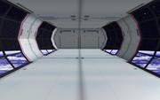 【MMD-OMF3】 宇宙ステーション展望台ステージ