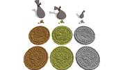 【MMD-OMF3】謎の小袋(リベルニア共通貨幣)