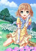 癒しの春風