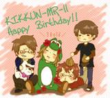 KIKKUN-MR-Ⅱ誕生日絵