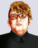 buzzGさんの似顔絵(3年くらい前バージョン)