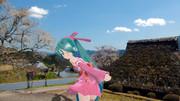 【ミクさんと】 美杉村の景色【三重県】