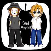 【仏壇仮面】Bad Apple!!【ただのん】