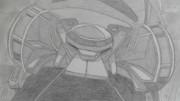 【シャーペンGIF】進撃の巨人OP・サビ部分①