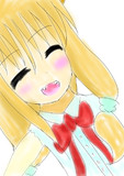 笑顔な萃香