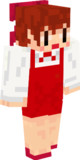 【Minecraft】ねこ娘スキン【イメージ】