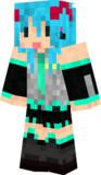 【Minecraft】初音ミク【イメージ】