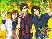 ブギウギ★Night 祝☆50回!