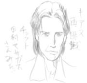 外人さんシリーズ キアヌ・リーブス2
