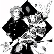 花京院&ハイエロ