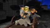 三妖精が再現ごっこ