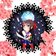 【ななぞじ】乱れ散々桜