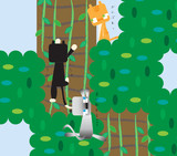 【マイクラ】ジャングル探検【にゃんこ】