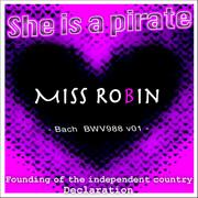 レコードジャケット「彼女は海賊、ミスロビン」