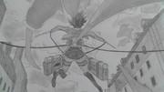 【シャーペン】進撃の巨人OP・ミカサ・空中飛行④