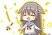 ( ´д`)~♪