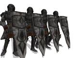 (MMD)ラハトニヒア帝国兵その2