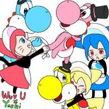 Wuv U&ヨッシー