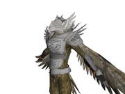 (MMD)ガルド族の鎧