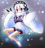 ゴーストリックの雪女ちゃん