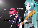 【MMD】ネギドリル LIVE 3