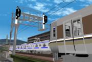 京阪神で見かける信号機