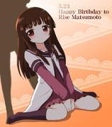 ゆるゆり:Happy Birthday to りせ会長2013