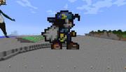 【Minecraft】風のクロノア・ドット絵【GBA】