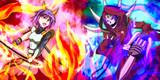 【DODC】戦姫桜鬼vsボーンパイラー