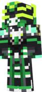 【Minecraft】ヴァルヴレイヴ四号機「火ノ輪」(カーミラ)全体図【革命機ヴァルヴレイヴ】