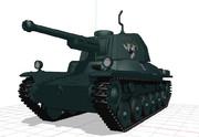三式中戦車 その3