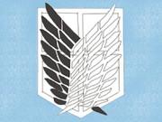 調査兵団ロゴ