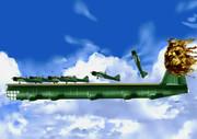 設計班「空中空母を開発しました!」 航空隊長「!!!!」