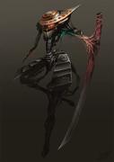 アーマー剣士