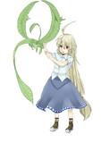 妖精さんと葉竜