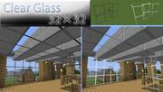 【テクスチャ紹介】32×パック向け透明ガラス【minecraft】