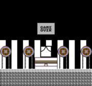 たけしの挑戦状 ゲームオーバーの絵