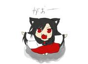 今泉影狼ちゃん描いてみた